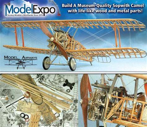 model airways sopwith camel ww plane  scale