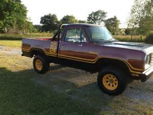 1978 Dodge Power Wagon For Sale Sell Used 1978 Dodge Power Wagon In Neosho Missouri