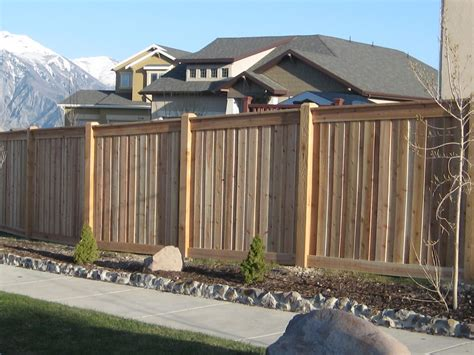horizontal wood fence plans prices