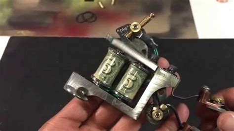 tattoo machine theory custom tattoo machine wasted irons machines bully mast