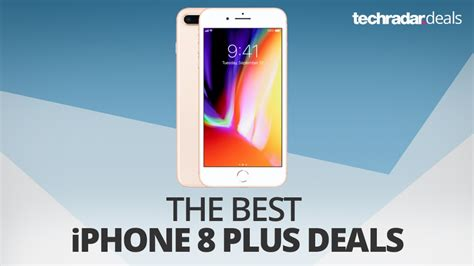 the best iphone 8 plus deals and uk contracts in may 2019 techradar