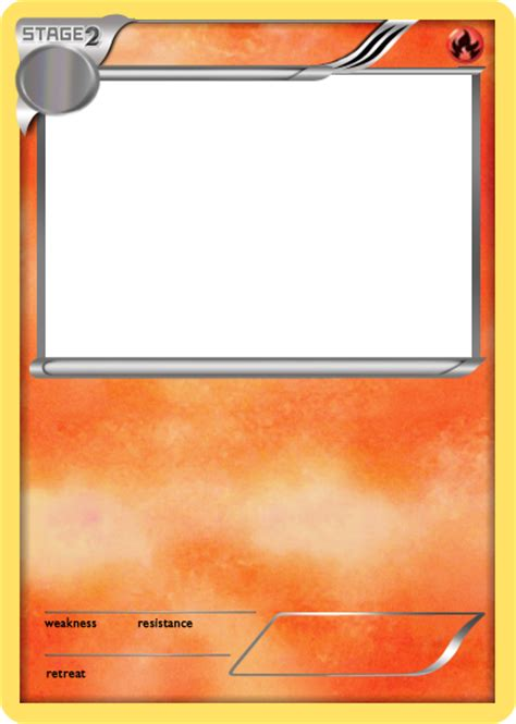 Blank Firefighter Card Template by Bw Stage 2 Card Blank By The Ketchi On Deviantart