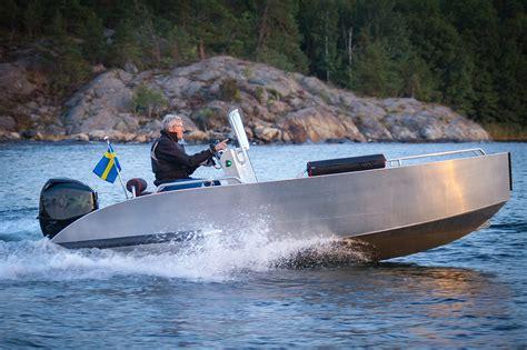 levensduur aluminium boot tenderline onbezorgd varen aluminium boten