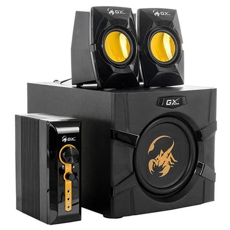 Speaker Genius Sw G 2 1 3000 genius sw g 2 1 3000 gaming h 248 jttalere sort