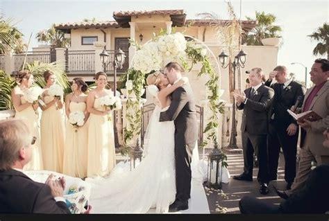 wedding in newport ca the balboa inn newport ca venue newport ca weddingwire
