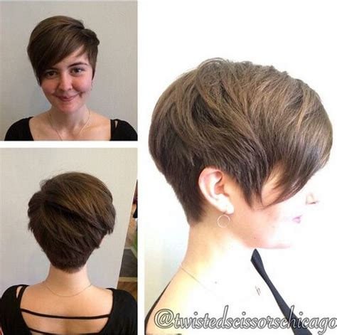 extremely easy hairstyles for short hair 35 very short hairstyles for women pretty designs