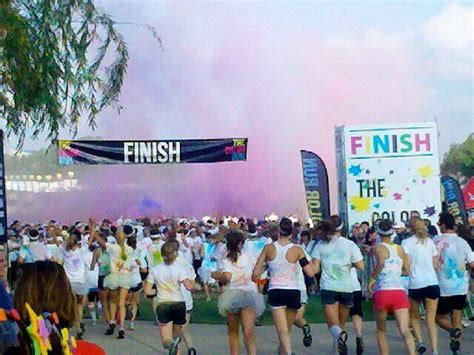 color run fort wayne fort wayne is about to get colorful