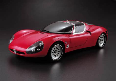 Alfa Romeo Accessories by Killerbody Alfa Romeo Tipo33 Stradale Rc Cars Rc Parts