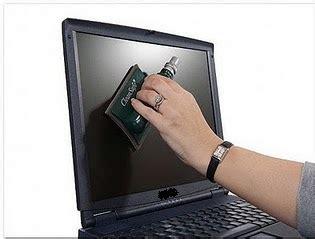 Cairan Pembersih Lcd Monitor cara membersihkan layar monitor lcd laptop