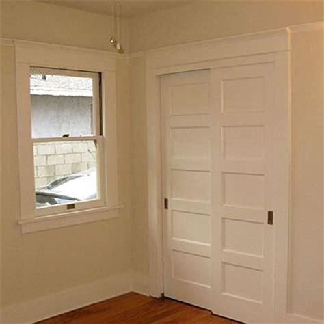 Johnson Closet Door Hardware by 25 Best Ideas About Closet Doors On