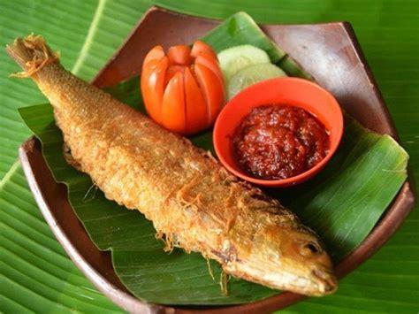 resep   membuat ikan bandeng goreng bumbu pedas