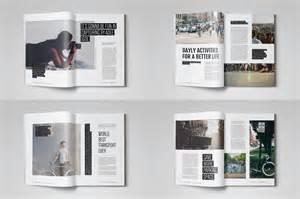20 premium magazine templates for professionals