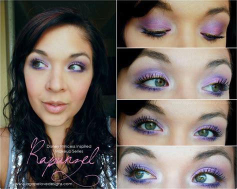 rapunzel disney collaborazione makeup tutorial disney princess makeup tutorial rapunzel mugeek vidalondon