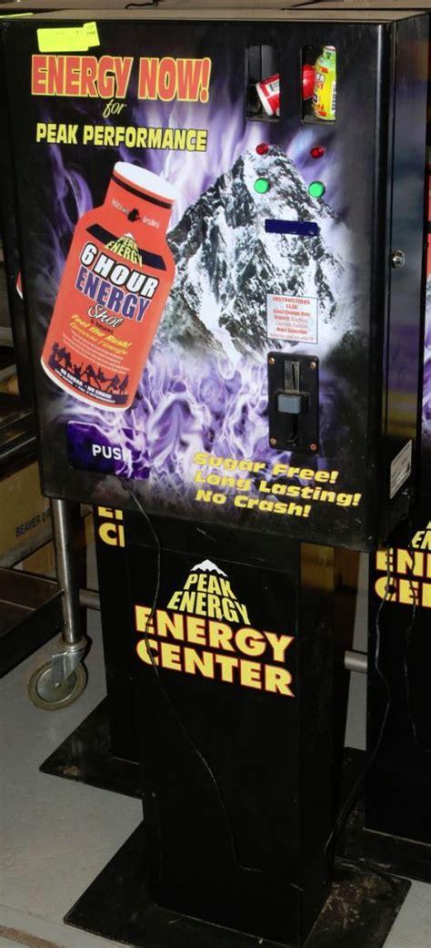 energy drink vending machine peek energy drink vending machines