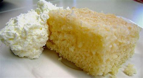 kokosnuss kuchen mit buttermilch buttermilch kokos kuchen rezept mit bild picon