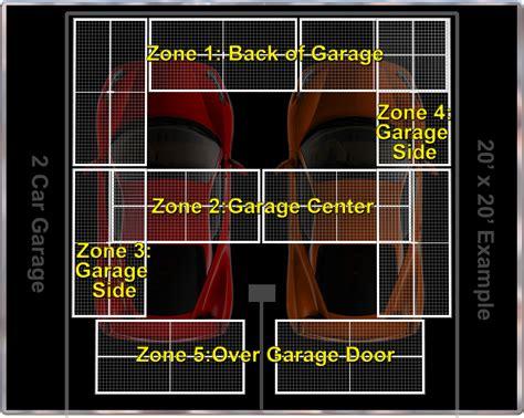 Garage Organization Layout Car Garage Organization Plans Layout Ideas