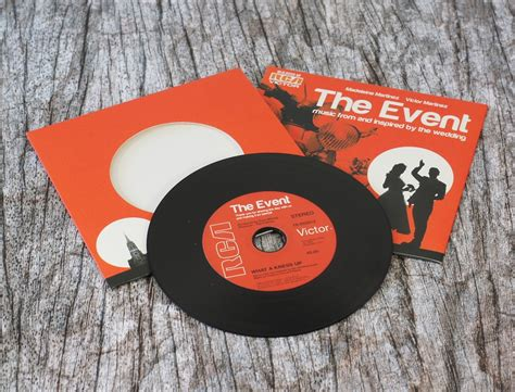 vinyl cd wedding invitations custom printed wedding favour cds and wedding invitation
