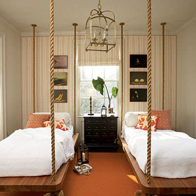 hanging beds for bedrooms ideas for hanging beds