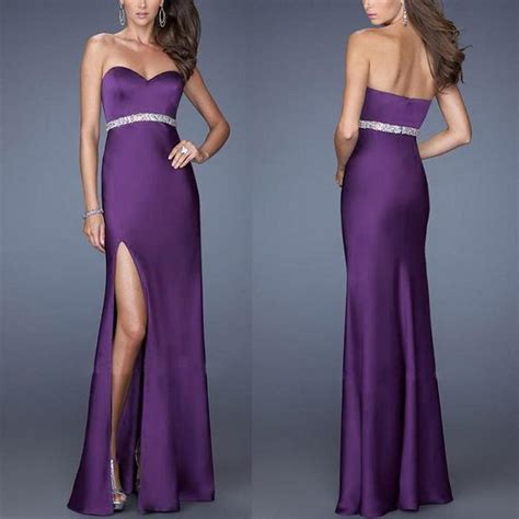 Trend Of The Week Purple Strapless Dresses by Fashion Strapless Nightclubs Top