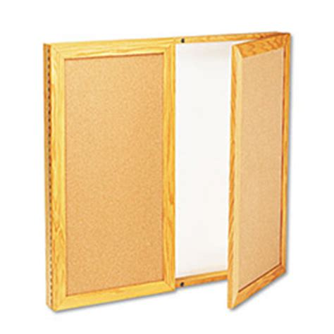 Erase Cabinet by Acco Quartet Slim Line Conference Cabinet With 2 Cork