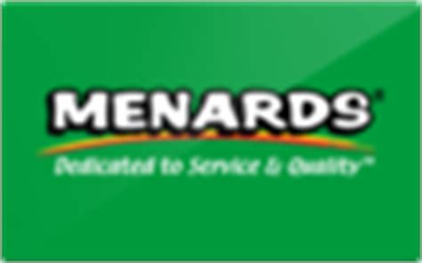Menards Gift Card - buy dollar tree gift cards raise
