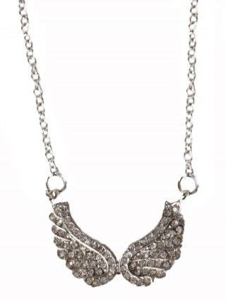 Rhinestone Wing Necklace rhinestone wing necklace new fashion