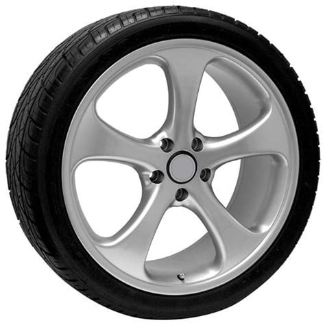 Volkswagen Tires And Rims by 22 Silver Vw Wheels Rims And Tires For Volkswagen Touareg