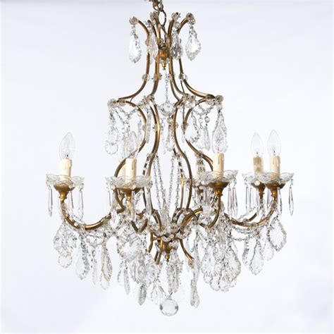 vintage chandeliers large 8 arm vintage brass chandelier the vintage