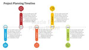 Editable Timeline Template Free by Project Planning Timeline Editable Powerpoint Template