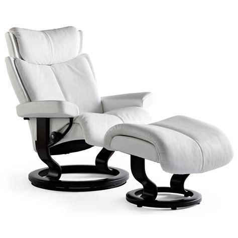 stressless magic recliner price stressless magic large recliner ottoman from 3 495 00