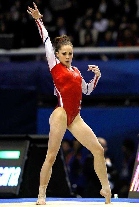 Gymnast McKayla Maroney 'Overwhelmed' After Revealing