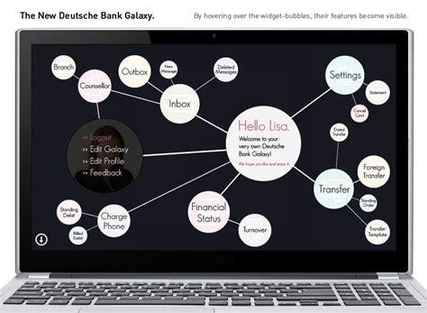 designboom deutsche bank deutsche bank banking galaxy designboom com