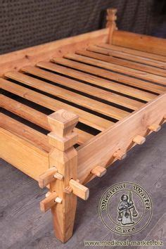 oseberg bett bed frame joinery search woodworking platform