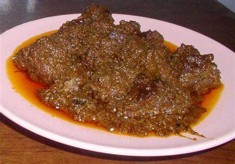 suku budaya indonesia makanan khas sumatera barat