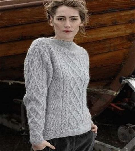 aran knitting patterns free knitting pattern quot aran sweater quot free knitting