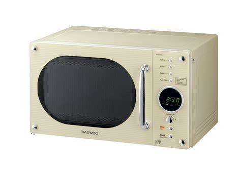 daewoo retro microwave oven 23 litre new ebay