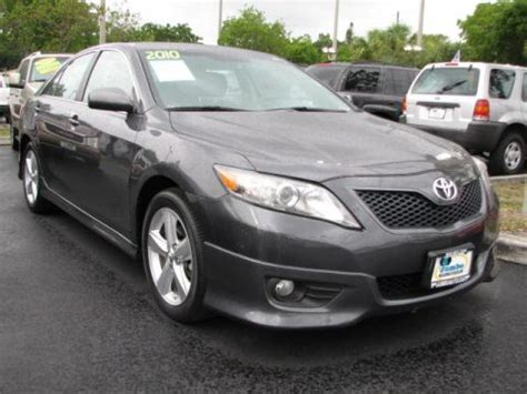 2010 Toyota Camry Se For Sale Used 2010 Toyota Camry Se For Sale Stock 14853
