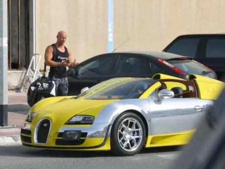 uber driver picks you up in a bugatti only in dubai
