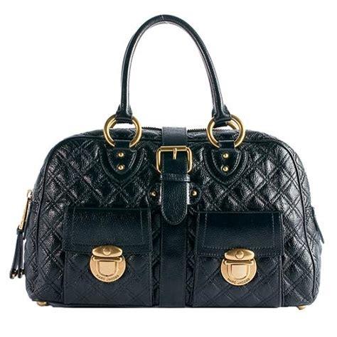 Marc Patchwork Metallic Venetia Bag by Marc Quilted Leather Venetia Satchel Handbag