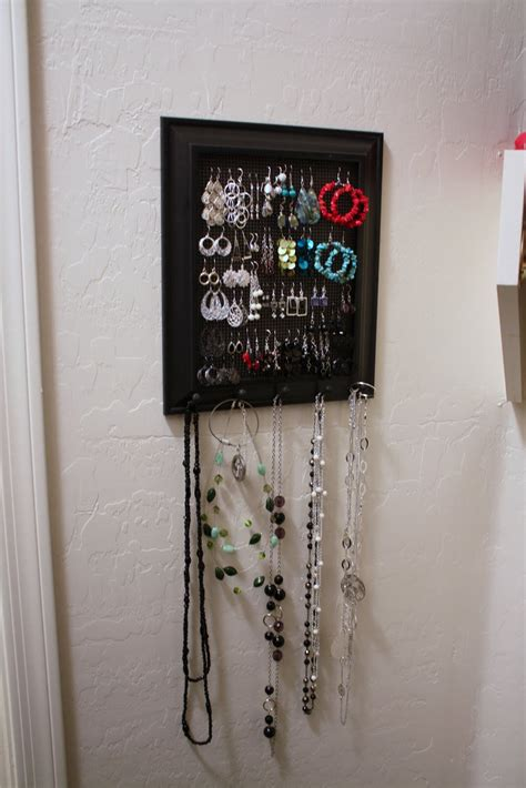 how to make jewelry organizer 25 cool diy ideas for a jewelry holder guide patterns
