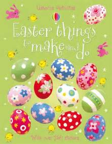easter things to make and do at usborne books at home