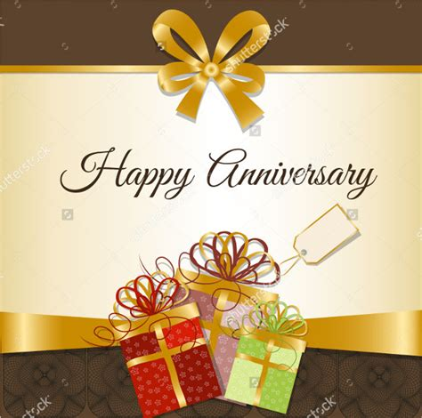 happy anniversary card template 20 happy anniversary cards free psd vector ai eps