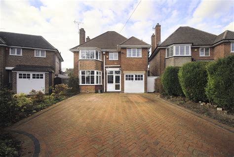 cost of double glazing 4 bedroom house 4 bedroom detached house for sale in upwey avenue solihull
