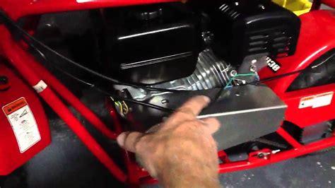 doodlebug engine plate predator motor on a baja doodle bug part 3