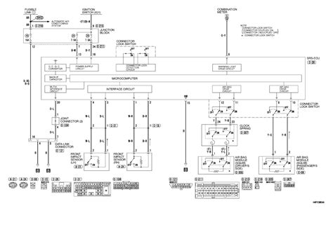 mitsubishi endeavor air conditioning wiring diagram