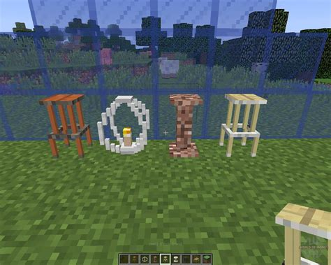 Minecraft Decoration Mod by Decoration Mega Pack 1 8 For Minecraft