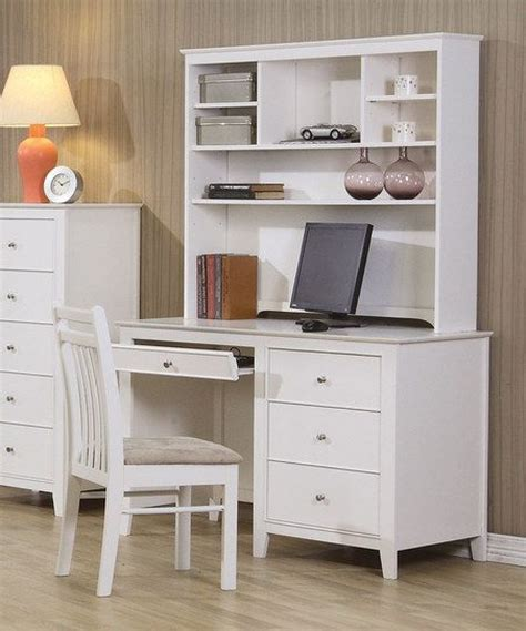 White Corner Computer Desk With Hutch Corner Computer Desk With Hutch White Minimalist Desk Design Ideas