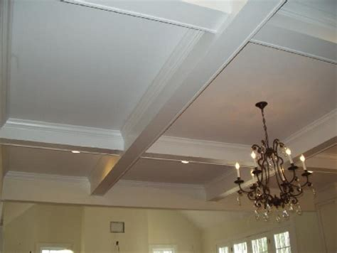 Painting Coffered Ceilings by Coffered Ceiling Painting 171 Ceiling Systems