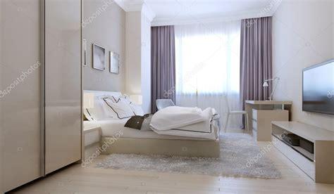 scandinavische plafondl slaapkamer scandinavische stijl stockfoto 169 kuprin33