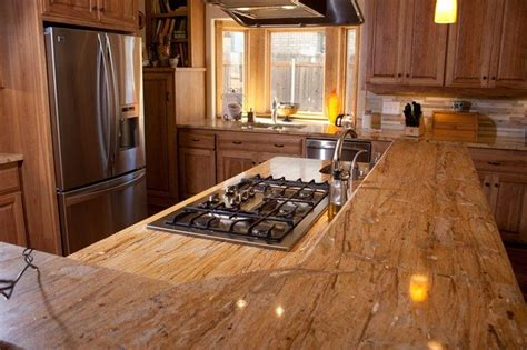 unique kitchen countertop designs   adopt decor